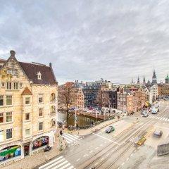 Отель DiAnn Нидерланды, Амстердам - 4 отзыва об отеле, цены и фото номеров - забронировать отель DiAnn онлайн балкон