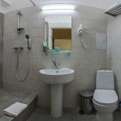 Гостиница Тройка Москва в Москве 9 отзывов об отеле, цены и фото номеров - забронировать гостиницу Тройка Москва онлайн ванная