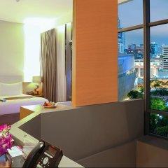 Отель Sivatel Bangkok Бангкок балкон