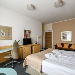 Апартаменты warsaw.best wilanowska apartments удобства в номере фото 2