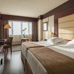 Отель Granada Center Hotel Испания, Гранада - 1 отзыв об отеле, цены и фото номеров - забронировать отель Granada Center Hotel онлайн комната для гостей фото 2