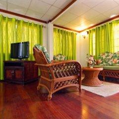 Отель Brandsville Hotel Гайана, Джорджтаун - отзывы, цены и фото номеров - забронировать отель Brandsville Hotel онлайн комната для гостей фото 2