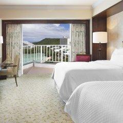 Отель The Westin Resort Guam США, Тамунинг - 9 отзывов об отеле, цены и фото номеров - забронировать отель The Westin Resort Guam онлайн комната для гостей фото 5