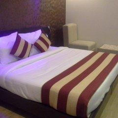Отель Surya International Индия, Нью-Дели - отзывы, цены и фото номеров - забронировать отель Surya International онлайн комната для гостей фото 3