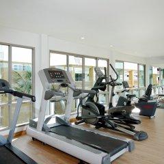 Отель Kata Sea Breeze Resort фитнесс-зал