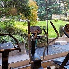 Hotel Tiziano Park & Vita Parcour Gruppo Mini Hotel Милан фитнесс-зал фото 3