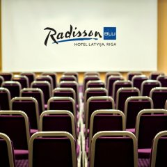 Radisson Blu Latvija Conference & Spa Hotel, Riga фото 2