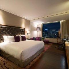 Отель Radisson Blu Plaza Bangkok Бангкок комната для гостей фото 2