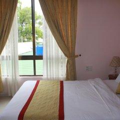 Отель Gold Night Далат комната для гостей