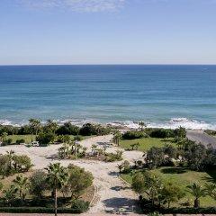 Отель Playas de Torrevieja пляж