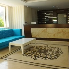 Marcan Resort Hotel Турция, Олудениз - отзывы, цены и фото номеров - забронировать отель Marcan Resort Hotel - All Inclusive онлайн интерьер отеля