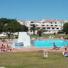 Отель Vilanova Resort Португалия, Албуфейра - отзывы, цены и фото номеров - забронировать отель Vilanova Resort онлайн бассейн фото 3
