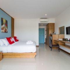 Отель ZEN Rooms Takua Thung Road Таиланд, Пхукет - отзывы, цены и фото номеров - забронировать отель ZEN Rooms Takua Thung Road онлайн комната для гостей фото 2