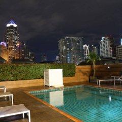 Отель The Dawin Бангкок бассейн фото 3
