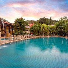 Отель Timber House Ao Nang бассейн фото 2