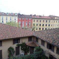 Отель Brera Industrial Design Apartment Италия, Милан - отзывы, цены и фото номеров - забронировать отель Brera Industrial Design Apartment онлайн балкон