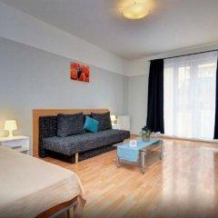Апартаменты Agape Apartments комната для гостей фото 4