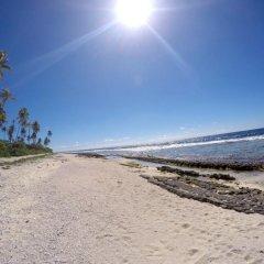 Отель Huahine Vacances пляж фото 2
