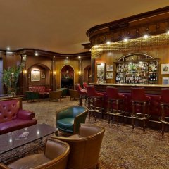 Отель Avenida Palace Лиссабон гостиничный бар