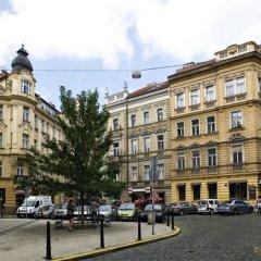 Отель PURPUR Прага