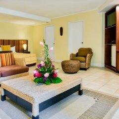 Отель Tanoa International Hotel Фиджи, Вити-Леву - отзывы, цены и фото номеров - забронировать отель Tanoa International Hotel онлайн комната для гостей фото 3