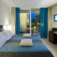 Отель Mercure Rimini Lungomare Римини комната для гостей фото 5