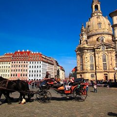 Отель Wyndham Garden Dresden Дрезден фото 4