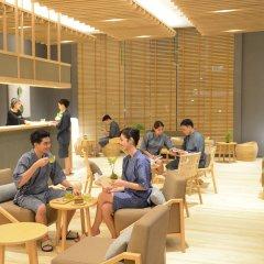 Отель Grande Centre Point Sukhumvit 55 гостиничный бар