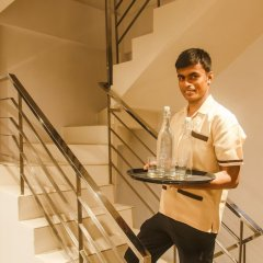 Отель Club Blu Мальдивы, Мале - отзывы, цены и фото номеров - забронировать отель Club Blu онлайн интерьер отеля фото 2
