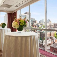 Отель Wyndham Boston Beacon Hill