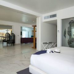 Отель Me Cabo By Melia Кабо-Сан-Лукас фитнесс-зал фото 2