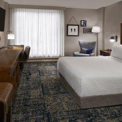 Отель Four Points by Sheraton Gatineau-Ottawa Канада, Гатино - отзывы, цены и фото номеров - забронировать отель Four Points by Sheraton Gatineau-Ottawa онлайн удобства в номере фото 2