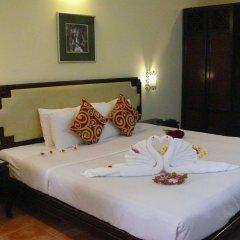Отель Long Hai Beach Resort комната для гостей фото 3
