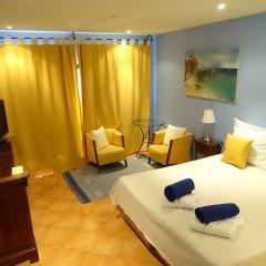 Отель Luzmar Villas комната для гостей фото 5