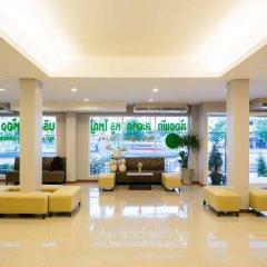 Отель Golden Jade Suvarnabhumi Таиланд, Бангкок - 1 отзыв об отеле, цены и фото номеров - забронировать отель Golden Jade Suvarnabhumi онлайн интерьер отеля фото 2