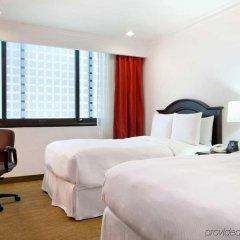 Отель Hilton Mexico City Airport Мехико комната для гостей фото 4