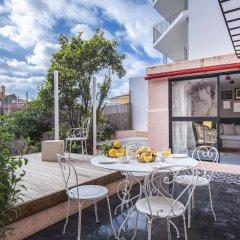 Отель La Petite Maison de Lapa Португалия, Лиссабон - отзывы, цены и фото номеров - забронировать отель La Petite Maison de Lapa онлайн балкон