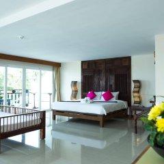 Отель Pattawia Resort & Spa комната для гостей
