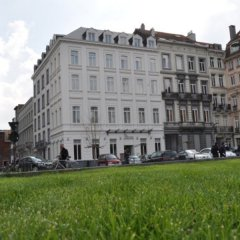 Отель Pillows Grand Hotel Place Rouppe Бельгия, Брюссель - 2 отзыва об отеле, цены и фото номеров - забронировать отель Pillows Grand Hotel Place Rouppe онлайн фото 2