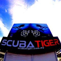 Отель Scuba Tiger Semporna Holiday Resort городской автобус