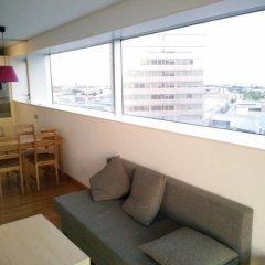 Отель Akira Flats Fira Gran Via Barcelona Оспиталет-де-Льобрегат комната для гостей