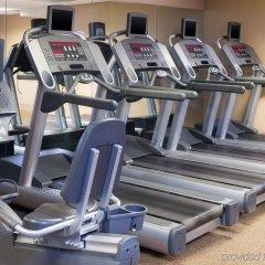 Отель Sheraton Bloomington Блумингтон фитнесс-зал