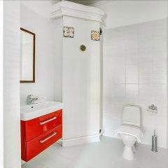 Гостиница Барин Резиденс в Москве отзывы, цены и фото номеров - забронировать гостиницу Барин Резиденс онлайн Москва ванная