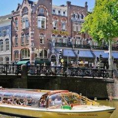 Отель DiAnn Нидерланды, Амстердам - 4 отзыва об отеле, цены и фото номеров - забронировать отель DiAnn онлайн приотельная территория фото 2