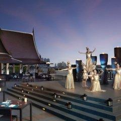 Отель Anantara Riverside Bangkok Resort Таиланд, Бангкок - отзывы, цены и фото номеров - забронировать отель Anantara Riverside Bangkok Resort онлайн приотельная территория фото 2