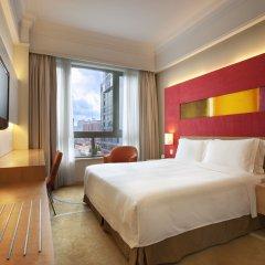 Отель Pentahotel Shanghai комната для гостей