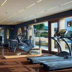 Отель Grand Resort Lagonissi фитнесс-зал фото 3