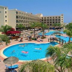 Отель Tsokkos Gardens Hotel Кипр, Протарас - 1 отзыв об отеле, цены и фото номеров - забронировать отель Tsokkos Gardens Hotel онлайн бассейн фото 3