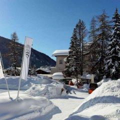 Отель Parsenn Швейцария, Давос - отзывы, цены и фото номеров - забронировать отель Parsenn онлайн спортивное сооружение