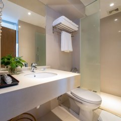 Отель Shenzhen Uniton Hotel Китай, Шэньчжэнь - отзывы, цены и фото номеров - забронировать отель Shenzhen Uniton Hotel онлайн ванная фото 2